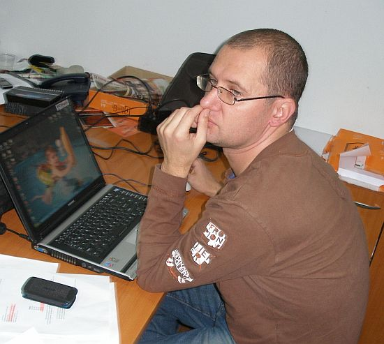 Тони Туйков, Санома Блясък България