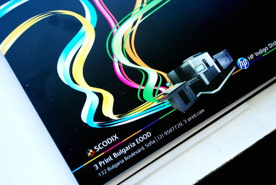 HP и дигиталната Indigo 5600