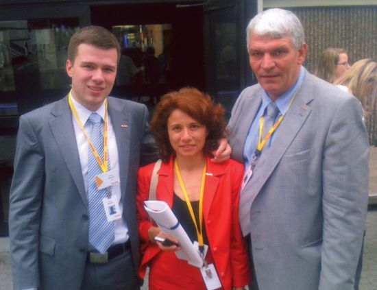 Семейство Стайкови и тяхната фирма Гед