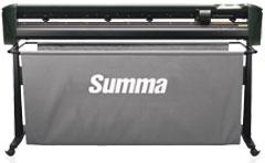 БС Дизайн с нов HP DesignJet 9000S, режещ плотер SummaCut R-D160