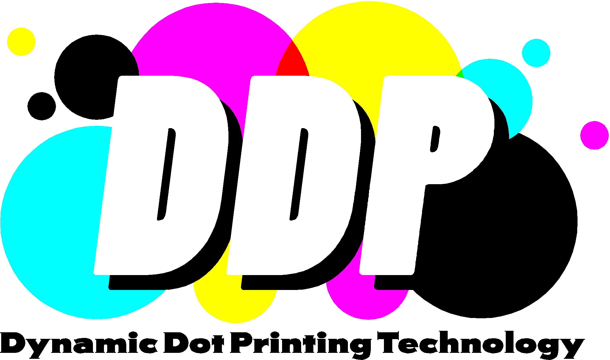 Dynamic Dot Printing (DDP) Technology