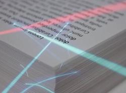Разработиха технология, която напълно отстранява тонера от отпечатан лист