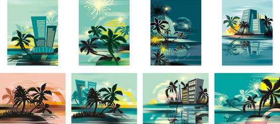 Нови пакети с векторни изображения от Клипарт Дизайн