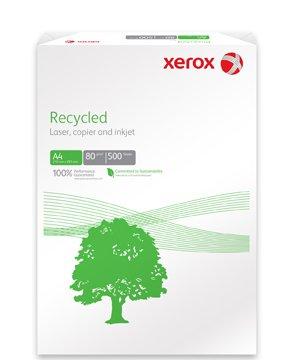 Allianz показва отговорно отношение към природата с използването на офисна хартия Xerox Recycled