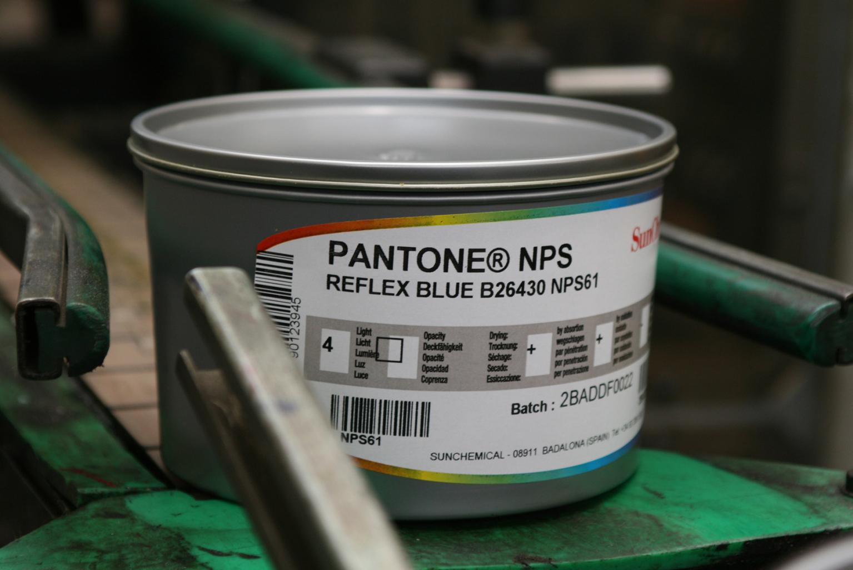 Sun Chemical Performance Pigments вдига цените на редките цветове