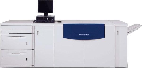 Тест на Xerox DC5000 (Malta)