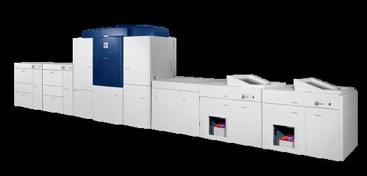 Дигитален печат върху различни медии iGen3 110