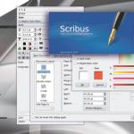 Scribus – безплатната алтернатива