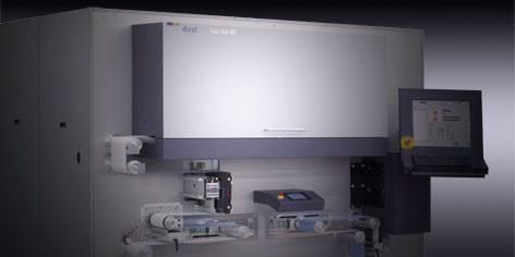 Нови модели етикетни ролни UV печатни машини от Durst