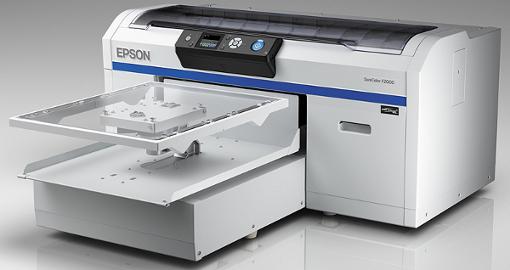 Принтер за директен печат на тениски от Epson