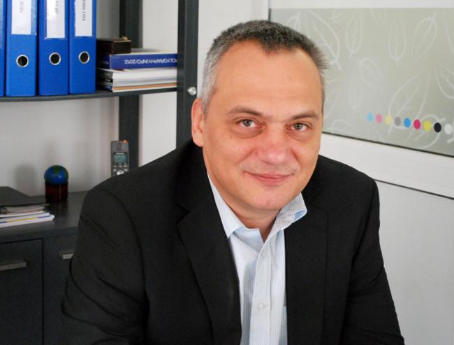 Интервю с Найден Найденов, съдружник и управител в Атиа принт