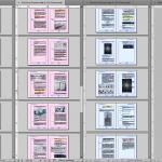 InDesign: как да използвате цвета на хартията, за различавате различни файлове
