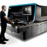 Kornit Digital Atlas индустриална платформа за директен печат върху облекла