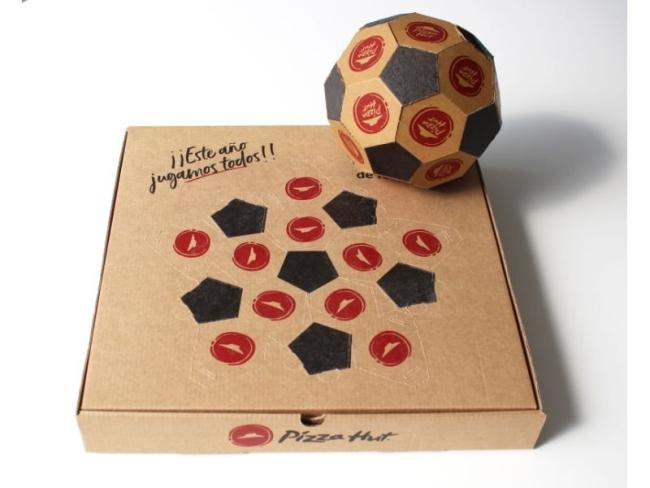 Втори живот за кутиите за пица