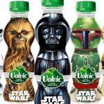 Volvic пусна на пазара вода в бутилки Междузвездни войни