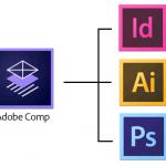 Adobe Comp е новата първа стъпка в дизайна