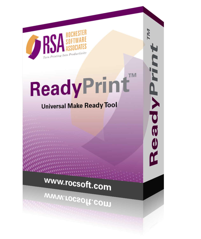 RSA показа универсалния софтуер за предпечат ReadyPrint 2.0 на Graph Expo