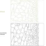 SVG Nest - решение за оптимизация на рязане на неправилни форми