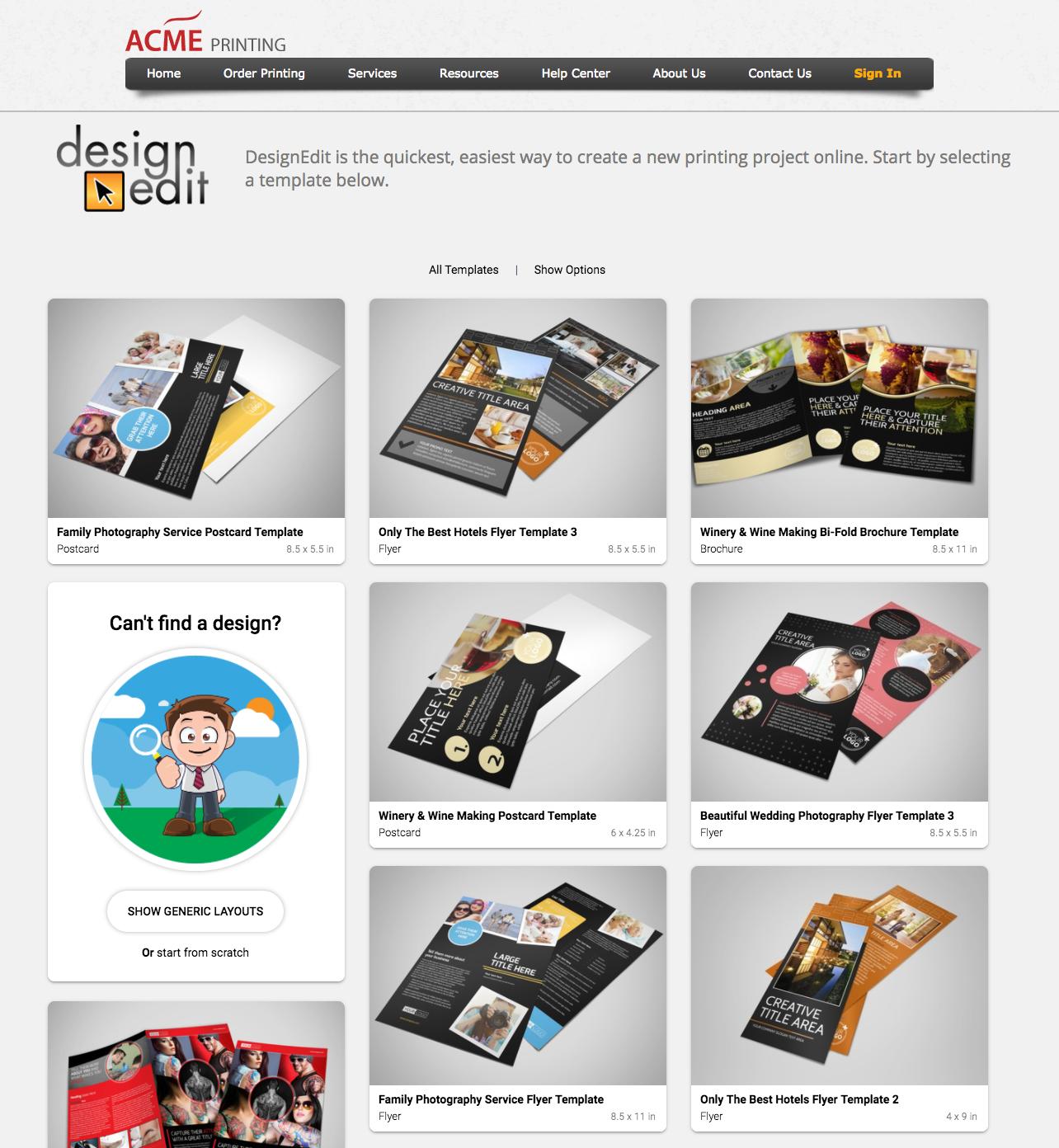 DesignEdit 2 – онлайн решение за дизайн, базирано на Chili publisher