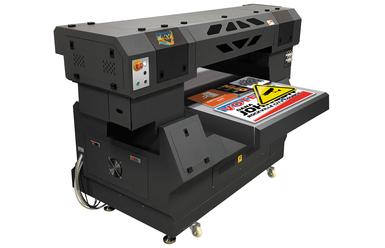 X-32 - плоскопечатащ UV LED принтер от Xante X-32