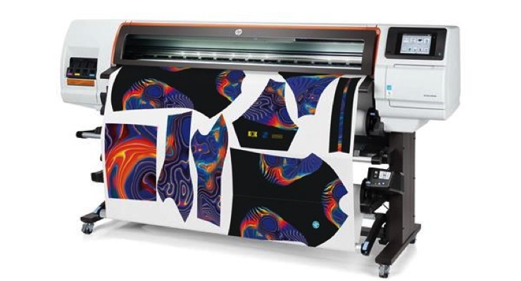 HP преоткрива сублимационния печат със Stitch