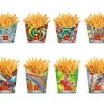 Добавена реалност вместо QR кодове в опаковки на McDonalds