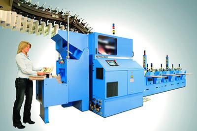 Първият дигитално отпечатан вестник в света разчита на системи от Muller Martini