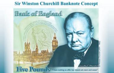 Започва производството на полимерни банкноти във Великобритания