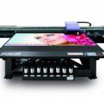 JFX200-2513 - нов плоскопечатащ UV LED принтер от Mimaki