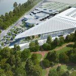 Drupa 2020: Messe Düsseldorf ще реконструира южния вход и зала 1