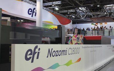 EFI купи Escada Systems, за да разшири офертите си за пазара на опаковки от велпапе
