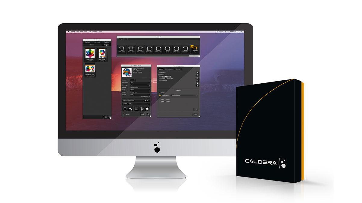 Caldera V11.2 – нова версия на широкоформатния RIP