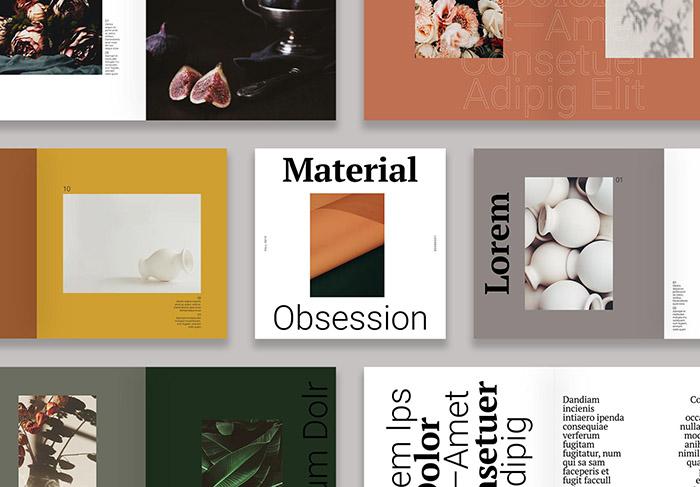 20 години InDesign: безплатни шаблони