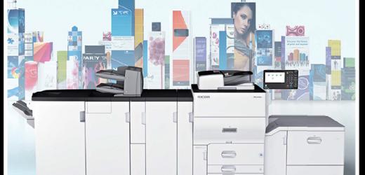 Нова серия компактни производствени машини от Ricoh