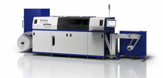 Epson представи нова дигитална машина за печат на етикети в къси тиражи