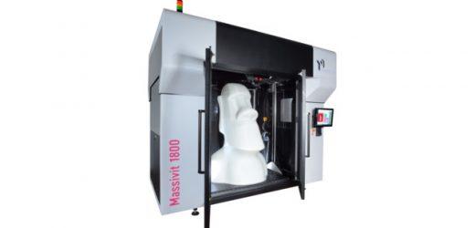 Eclipse Corp. предвижда приходи от $1 милион след инсталация на 3D принтер Massivit 1800