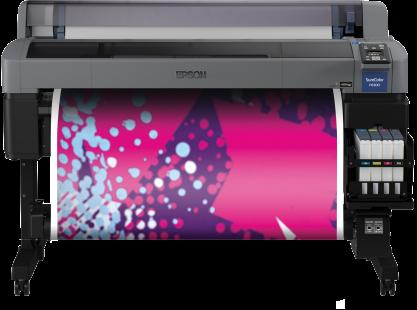 Epson SureColor SC-F6300 – нов сублимационен принтер с минимална поддръжка