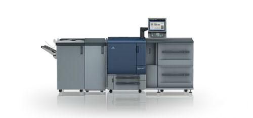 Konica Minolta обяви bizhub PRESS C71hc