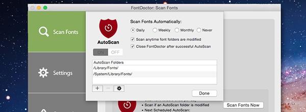 FontDoctor вече се продава самостоятелно