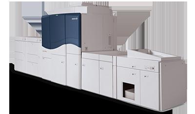 Xerox представи първия петцветен iGen