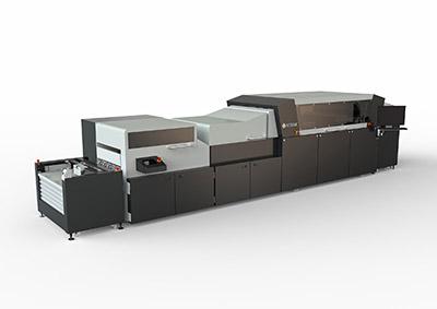 Първата система за печат с метално фолио Scodix в Европа е инсталирана в OFT GmbH