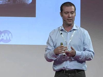 Xaar назначава професор Neil Hopkinson, за да подсили бизнеса си с 3D печат
