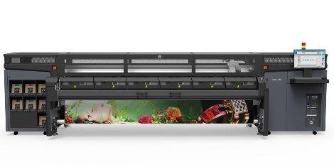 Три нови Latex принтера от HP на Drupa