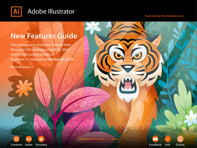 Безплатни ръководства: нововъведенията в Illustrator, Indesign и Photoshop