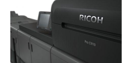 Ricoh инсталира 300 машини Pro C9100 в Европа