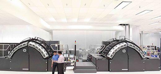HP сключи най-голямата си с сделка в областта на графичната индустрия досега