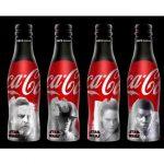 Coca-Cola използва силата за ограничена серия Star Wars алуминиеви бутилки