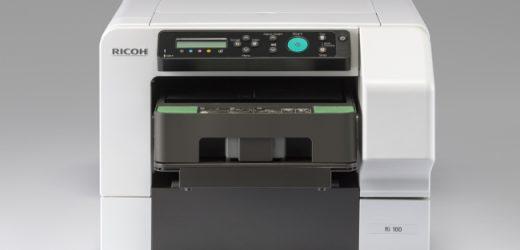 Принтер за директен печат на текстил Ricoh Ri 100