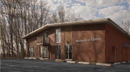 Американският музей на печата се мести в нова сграда