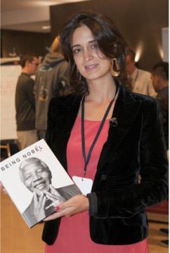 Книга, посветена на нобеловите лауреати, се печата с технология на HP Indigo